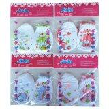 ซื้อ Juju ถุงมือถุงเท้า เด็กอ่อนแรกเกิด 3 เดือน คละลายการ์ตูน จำนวน 4 ชุด ออนไลน์ ระยอง