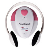 Jumper Angelsounds เครื่องฟังเสียงหัวใจทารกในครรภ์ รุ่น Jpd 100S White เป็นต้นฉบับ