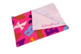 ส่วนลด Kenshin Wonderdry ผ้าปูรองกันน้ำ ผ้ารองกันปัสสาวะ Size S Abc Print Pink Kenshin ไทย