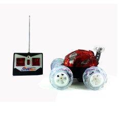 ขาย ของเล่นเด็ก รถบังคับ ตีลังกา สีแดง Wipapha ใน ไทย