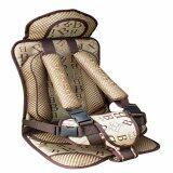 ทบทวน ที่สุด คาร์ซีทแบบพกพา Child Car Seat ที่นั่งในรถสำหรับเด็ก สีครีม 7
