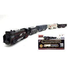Kid Toys ของเล่นเด็ก ชุด รถไฟ จำลอง งาน Scale (เส้นผ่าศูนย์กลางราง 102 Cm.) .