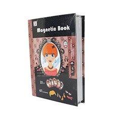 Kids Castle Magnetic Book หนังสือแม่เหล็กของเล่นเสริมสร้างจินตนาการและไอคิว By Kids Castle.