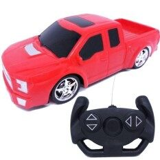 Kids Toys รถบังคับวิทยุไร้สาย กระบะสุดจี๊ด สุดฮิต Scale 1:24 (รุ่นใหม่บรรจุกล่องขาวสวยงาม).