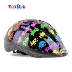 หมวกกันน๊อค สำหรับเด็ก Kidzamo Pixels Helmet M By Toysrus.