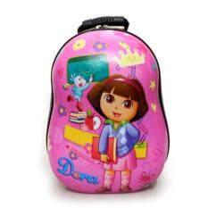 กระเป๋าโรงเรียนอนุบาลเด็กทารก 1-7 ปีเด็กชายและเด็กหญิงกระเป๋าเป้สะพายหลังน่ารัก-นานาชาติ By Aligoo.
