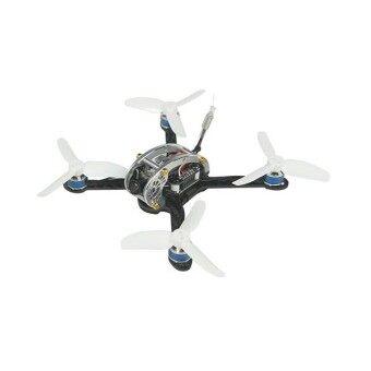 KINGKONG/LDARC FLY EGG 130 130mm RC FPV Racing Drone w/ F3 10A 4in1 Blheli_S 25/100MW 16CH 800TVL PNP BNF FS-RX2A(Flysky) - intl