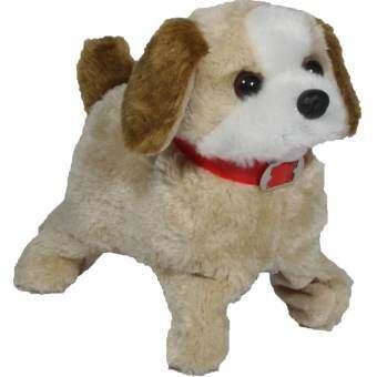 KNK TOY ของเล่น ตุ๊กตา สุนัขตีลังกา VR301-