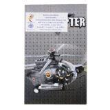 Image 3 for KNK TOY ของเล่น เครื่องบิน คอปเตอร์ ตำรวจ ใส่ถ่าน มีเสียง มีไฟ 92286