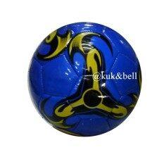 Kuktoy บอลหนัง ฟุตบอล ฟุตบอลหนังสำหรับเด็ก ลูกเล็ก สีสดใส 7839 By Kuk Toy.