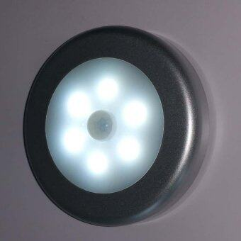 Led Night light Wireless PIR Human Body Motion Light LED Infrared Sensor Light - intl