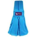 ขาย Leegoal Cotton Baby Slings And Wraps Carrier For Newborns And Breastfeeding Sky Blue ออนไลน์