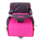 ความคิดเห็น Leegoal Multi Function Mummy Bag Travel Booster Seat Diaper Bag Backpack For Baby Roseo