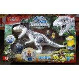 โปรโมชั่น ของเล่น ลดกระหน่ำ ขายถูกที่สุด Lego ตัวต่อไดโนเสาร์ตัวใหญ่ จัมโบ้ เลโก้ไดโนเสาร์ ทีเร็กซ์ ไดโนเสาร์กินเนื้อ 1