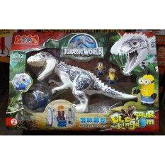 ซื้อ ของเล่น ลดกระหน่ำ ขายถูกที่สุด Lego ตัวต่อไดโนเสาร์ตัวใหญ่ จัมโบ้ เลโก้ไดโนเสาร์ ทีเร็กซ์ ไดโนเสาร์กินเนื้อ ถูก ใน กรุงเทพมหานคร
