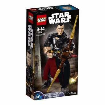 LEGO ตัวต่อเสริมทักษะ เลโก้ สตาร์ วอร์ สคาร์ริฟ สตอร์มทรูปแปอร์ - 75524-