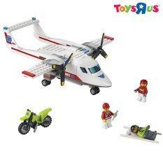LEGO AMBULANCE PLANE60116