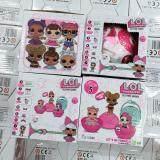 ราคา Lql Surprise Glitter Series แกะ 7 ชั้น แบบลูกเดี่ยว 1 กล่อง 1 ลูก สุ่มลาย ออนไลน์