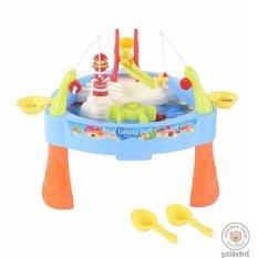 ขาย Lookmee Shop โต๊ะเกมส์ตกปลา มีกังหันหมุนได้ มีเสียงและไฟ Unbranded Generic ใน ไทย