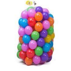 Lookmee Shop ลูกบอล 100 ลูก (คละสี) By Lookmee Shop.