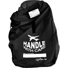 Love Baby Gear Ballistic Nylon Car Seat Travel Bag