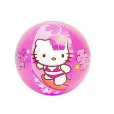 ความคิดเห็น ลูกบอลชายหาด Hello Kitty Beach Ball Intex 58026