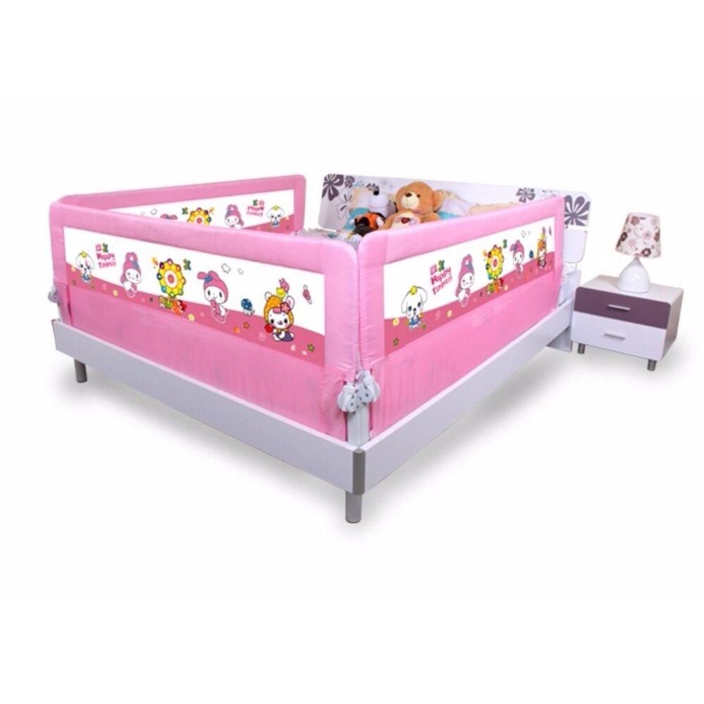 รีวิว Madamphooh ที่กั้นเตียง สำหรับเตียงขนาด 6 ฟุต (1 ชิ้น 1 ด้าน)