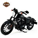 ทบทวน Maisto โมเดล Harley Davidson Sportster Iron 883 2014 Scale 1 12 Maisto