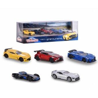 Majorette Vision Gran Turismo Giftpack(MJ54052)
