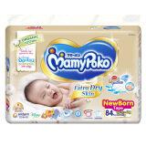 ขาย Mamy Poko แบบเทป รุ่น Extra Dry Skin ไซส์ Nb รวม 84 ชิ้น Mamy Poko