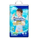 ซื้อ ขายยกลัง Mamy Poko กางเกงผ้าอ้อม Extra Soft ไซส์ Xl 46 ชิ้น สำหรับเด็กชาย 3 แพ็ค ทั้งหมด 138 ชิ้น ใหม่