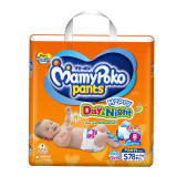 ส่วนลด Mamy Poko กางเกงผ้าอ้อม รุ่น Happy Day Night ไซส์s 78 ชิ้น Mamy Poko ใน สมุทรปราการ