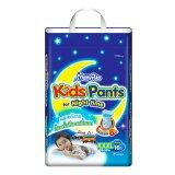 Mamy Poko Kids Pants Night Time Xxxl10 ชิ้น สำหรับเด็กชาย สมุทรปราการ