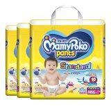 ราคา ขายยกลัง Mamy Poko กางเกงผ้าอ้อม รุ่น Standard ไซส์ M ขนาด 3 แพ็ค แพ็คละ 66 ชิ้น ทั้งหมด 198 ชิ้น ใหม่
