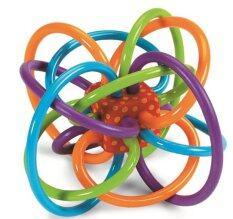 Manhattan Toy ของเล่นยางกัด Winkel.