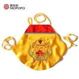 ราคา Maopaopao ผ้ากันเปื้อนสีแดงทารกอายุ เป็นต้นฉบับ Unbranded Generic
