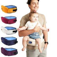 ขาย Marvogo Baby Carrier Waist Stool Walkers Baby Sling Hold Waist Belt Backpack Hipseat Belt Kids Infant Hip Seat Purple Intl ออนไลน์
