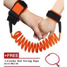 ขาย Marvogo Child Anti Lost Band Baby Safety Harness Walking Hand Belt Orange Intl ถูก