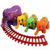 ซื้อ Max Toy ของเล่น รถไฟช้างแม่ลูกใส่ถ่านพร้อมราง 20356 Maxtoy ถูก