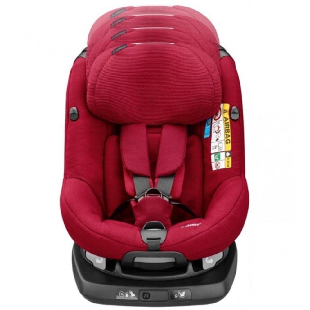 Maxi-Cosi AxissFix Plus ROBIN RED คาร์ซีทยี่ห้อแม็กซี่โคซี่รุ่นเอ็กซิสฟลิกส์ พลัส สีแดง