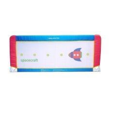 ขาย Mdb ที่กั้นเตียงเด็ก Bed Rail Bed Guard ลายจรวด สีน้ำเงิน Mdb ออนไลน์