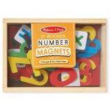 ส่วนลด Melissa Doug Magnetic Wooden Numbers Melissa Doug กรุงเทพมหานคร