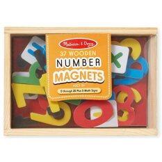 ขาย ซื้อ Melissa Doug Magnetic Wooden Numbers กรุงเทพมหานคร