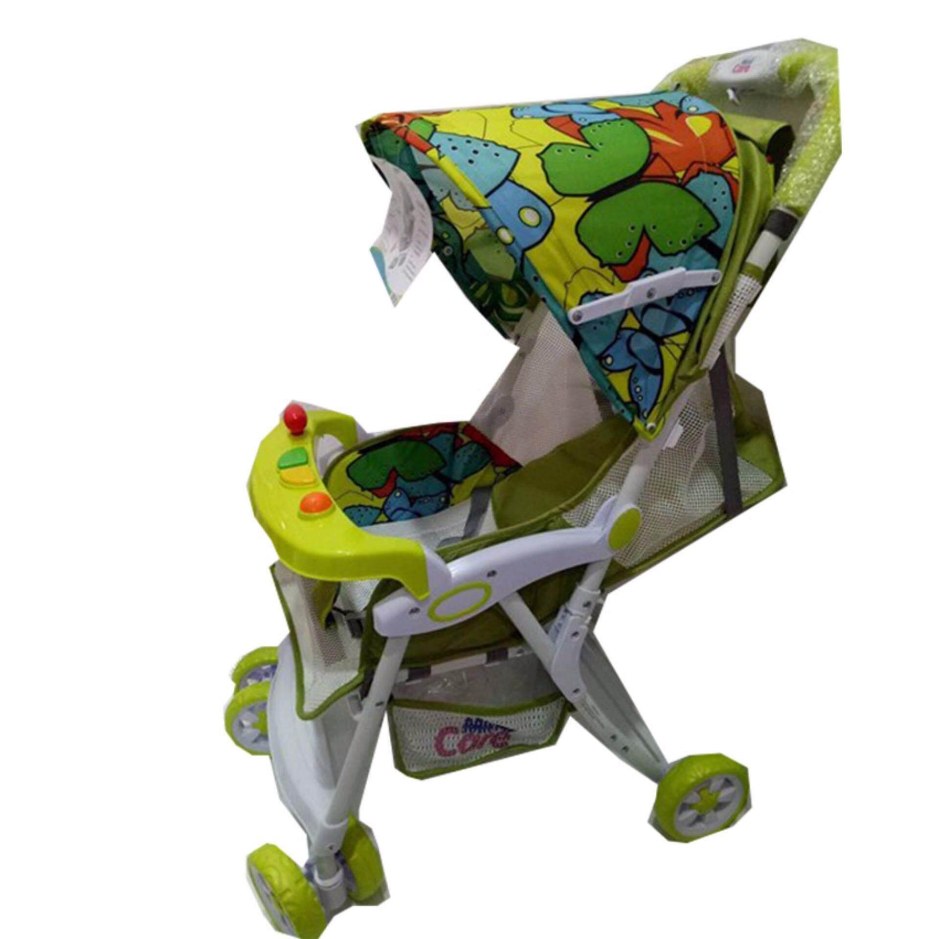 อยากให้แนะนำข้อดี Mind  Care รถเข็นเด็ก ชิวชิว (สีเขียว) ซื้อเว็บไหนไม่โกง