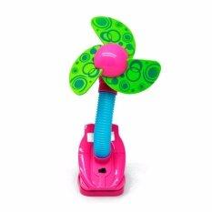 ราคา พัดลมติดรถเข็น Minifan ใบพัดนุ่ม ปลอดภัยกับเด็กๆ D Kids ออนไลน์