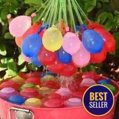 ราคา Minlane Kids Happy Baby Water Balloons ลูกโป่งน้ำหลากสี Unbranded Generic ใหม่
