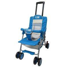 Moderncare รถเข็นเด็ก รุ่น Mini สีฟ้า ถูก