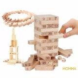 ขาย Momma 3 In 1 ของเล่นไม้ เกมส์ จังก้า ตึกถล่ม ตัวต่อมหาสนุก ล้มโดมิโน Folds High Jenga Jigsaw Falling Domino ใน ไทย