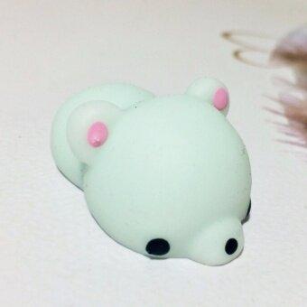 Moni Moni Animal โมนิ ส่งฟรี น้องหมีน้อยเท็ดดี้น่ารักนุ่มนิ่มตะมุตะมิ ใช้บีบเล่นคลายเครียด ของเล่นใหม่จากญี่ปุ่น เหมาะสำหรับเล่นเอง ซื้อฝากเพื่อน หรือให้เป็นของขวัญเพื่อนในโอกาสต่างๆ เล่นได้ทั้งผู้ชายและผู้หญิง (สีเขียวพาสเทล)