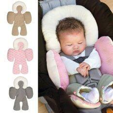 ซื้อ Moonar เด็กทารกน่ารักน่านั่งรถเข็นเข็นรถเข็นเด็กรองเบาะผ้าหนาเสื่อN สีชมพู ใหม่ล่าสุด
